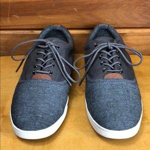 Aldo Shoes - Aldo 🔷 Men's Denim Canvas Sneaker Shoes 10.5